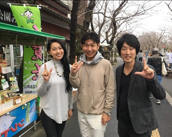 加納先生と木村さん